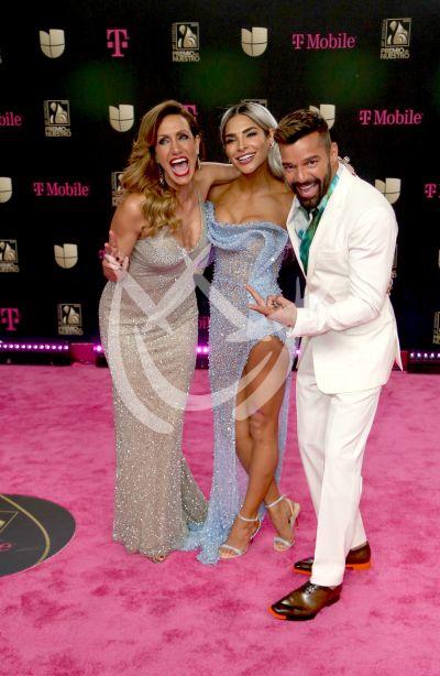 Lili Estefan, Alejandra y Ricky Martin y más en Premio Lo Nuestro 2020