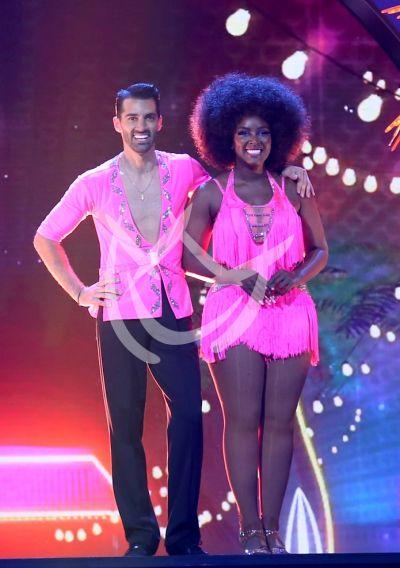 Toni Costa y Amara la Negra en MQB