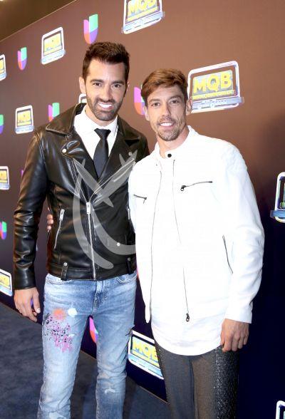 Dos españoles detrás de cámaras