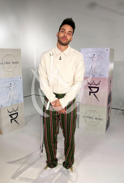 Prince Royce tiene Alter Ego