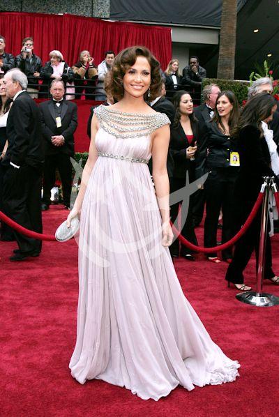 Jennifer Lopez en Oscars 2007