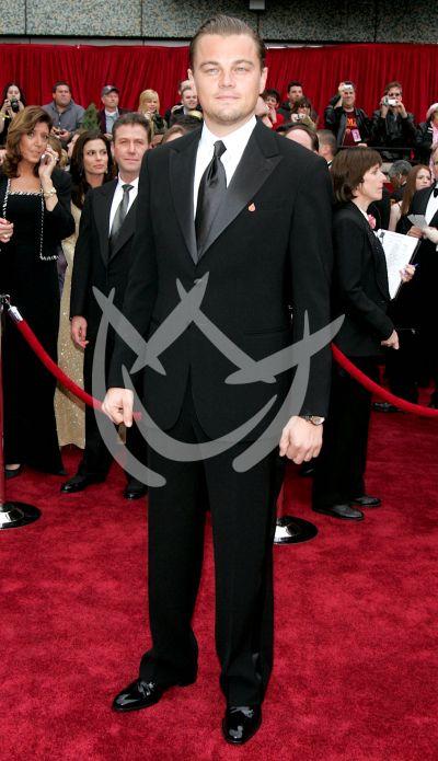Leonardo DiCaprio en Oscars 2007