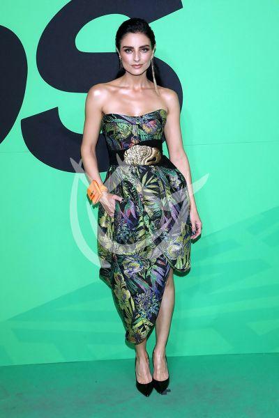 Aislinn Derbez en Premios Spotify