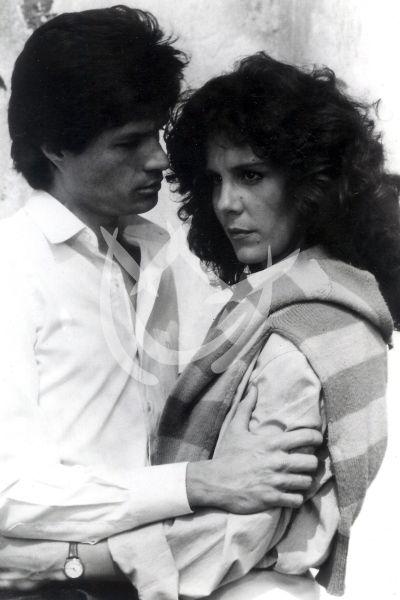 Alejandro Camacho y Rebecca Jones 1984
