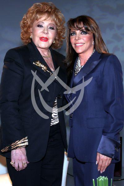 Silvia Pinal y Verónica Castro 2007