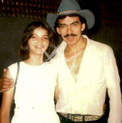 Ana Bárbara y Joan Sebastian 1984