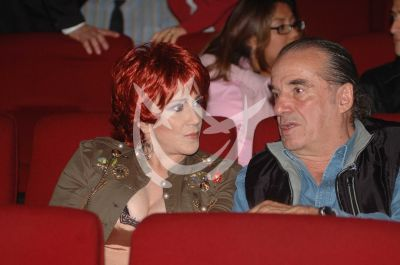 Oscar Chávez y Julissa