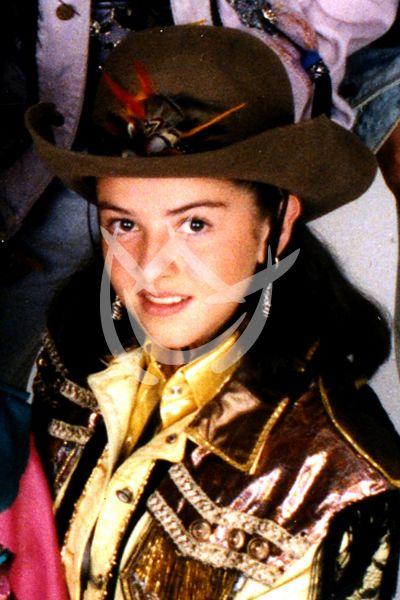 Lidia Avila 14 años