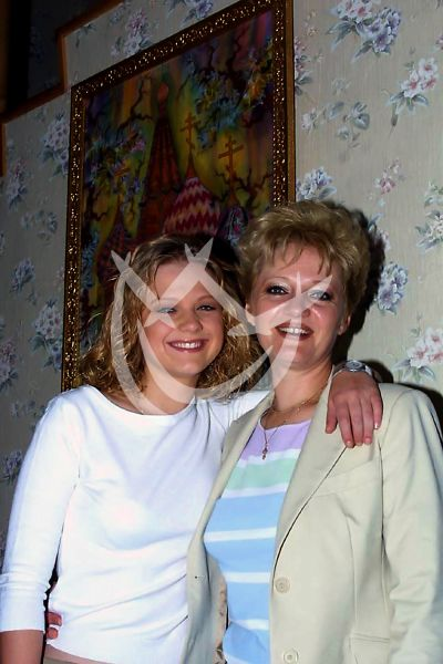 Ana Layevska y mamá