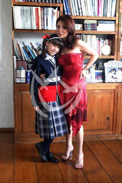 Arlette Pacheco y Nicole Vale