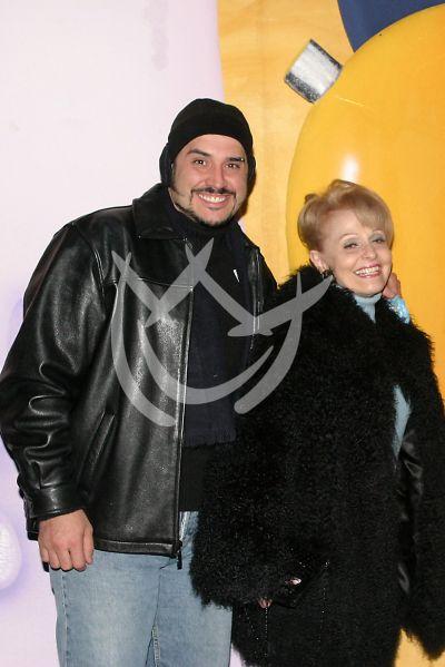 Roberto Miquel y mamá Mitsuko