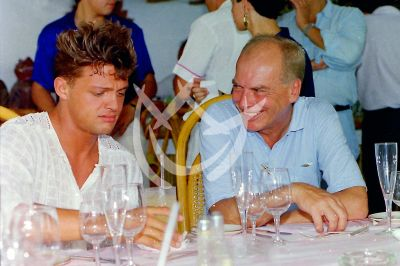 Luis Miguel con Hugo López #TBT ...4
