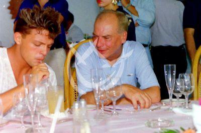 Luis Miguel con Hugo López #TBT ...3