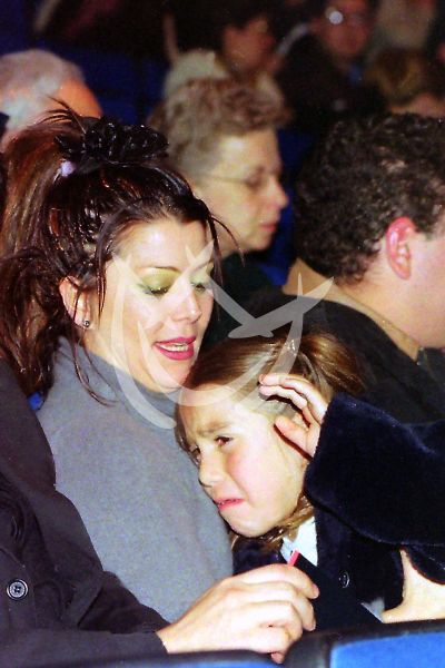 Alejandra Guzmán y Frida Sofía 1999
