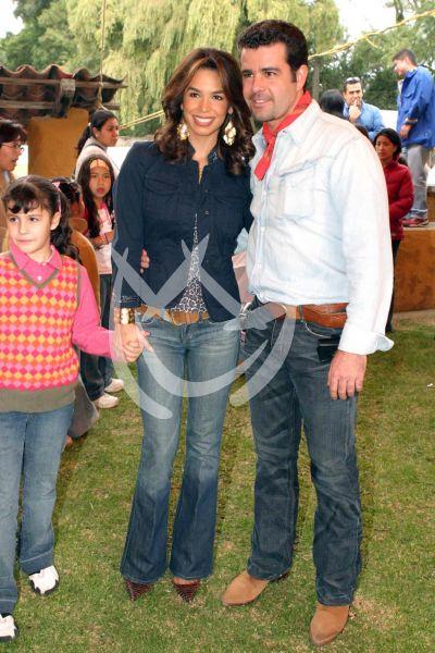 Bibi Gaytán y Eduardo Capetillo 2005