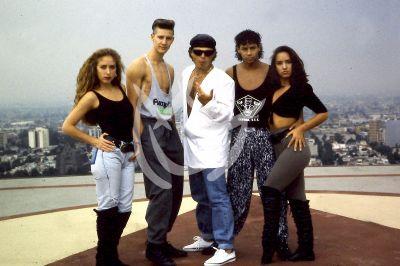 El grupo Caló 1991