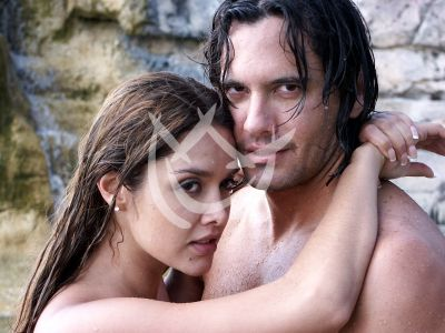 Marlene Favela y Mario Cimarro 2002