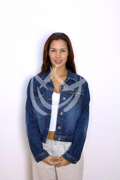 Paola Toyos en el CEA 2001