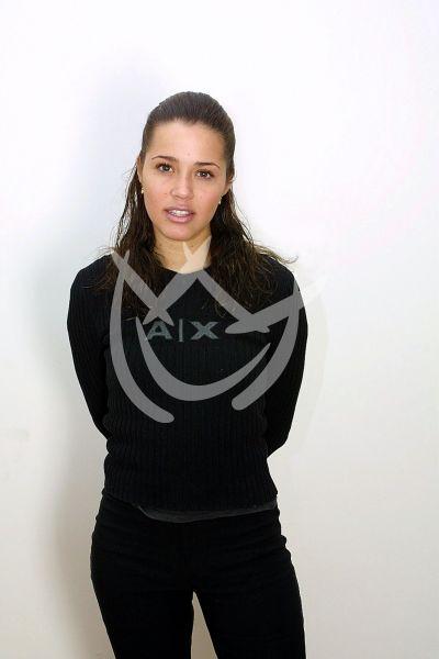 Yuliana Peniche en el CEA 2001