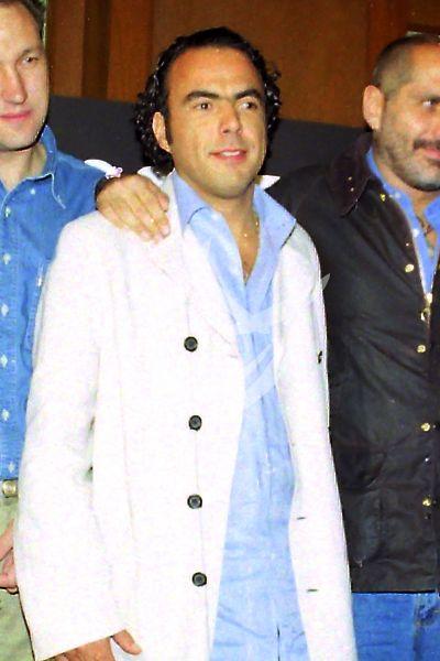 Alejandro González Iñárritu y Guillermo Arriaga