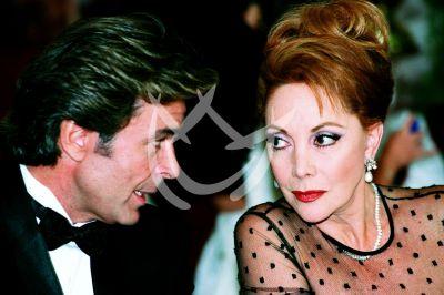 Orlando Carrio y Jacqueline Andere en Mi Destino Eres Tú