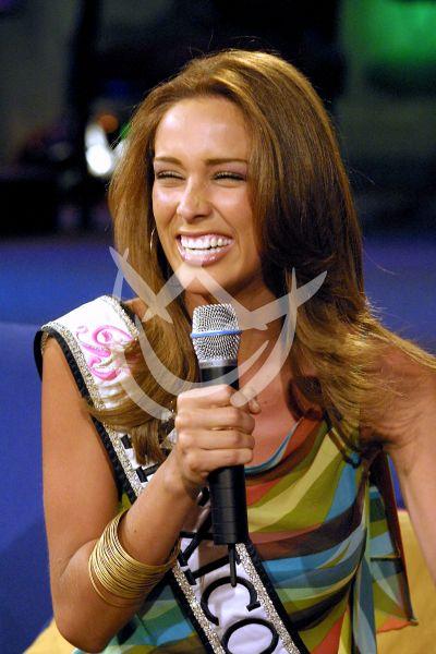 TBT Jacqueline Bracamontes cuando fue Miss México 2001