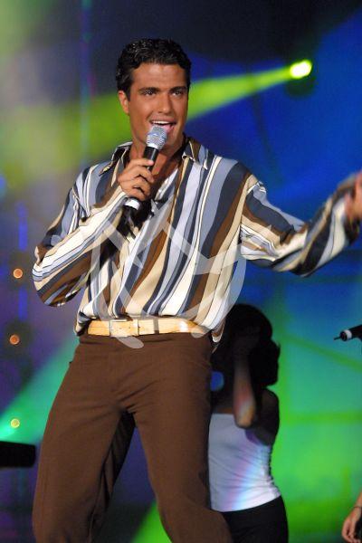 TBT Jaime Camil quería cantar en el 2001 ¿recuerdan?