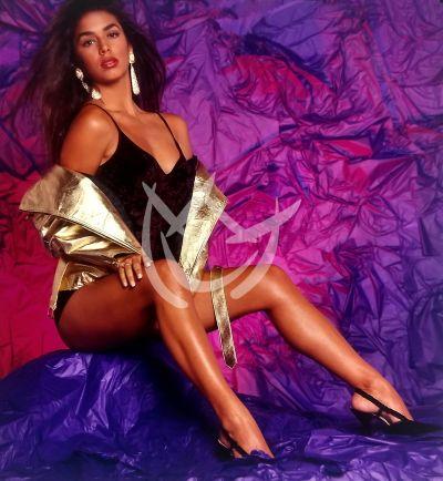 Bibi Gaytán 1991