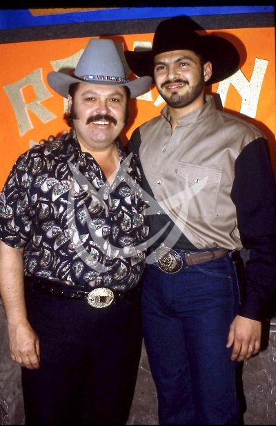 Ramón Ayala y Ramón Ayala Jr
