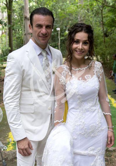 Alejandro Ávila y Alejandra García 2013