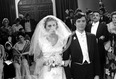 Alicia Encinas y Enrique Álvarez Félix 1977