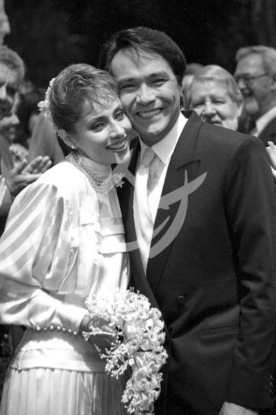 Cecilia Gabriela y Yoshio 1988