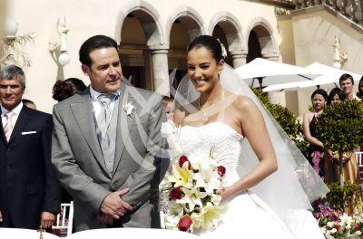 César Évora y Gaby Espino 2006