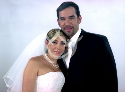 Cynthia Klitbo y Eduardo Santamarina 2003