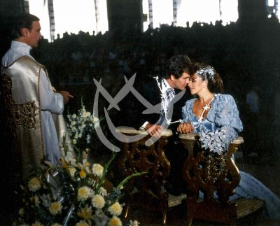 Guillermo Capetillo y Verónica Castro 1987