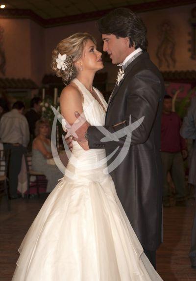 Ingrid Martz y Jorge Aravena 2010