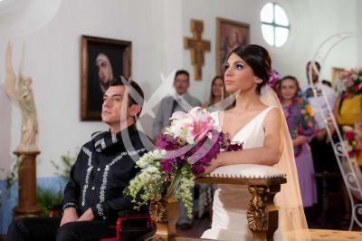 Jorge Salinas y Ana Brenda Contreras
