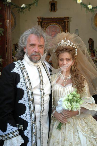 José Elías Moreno y Daniela Castro 2007