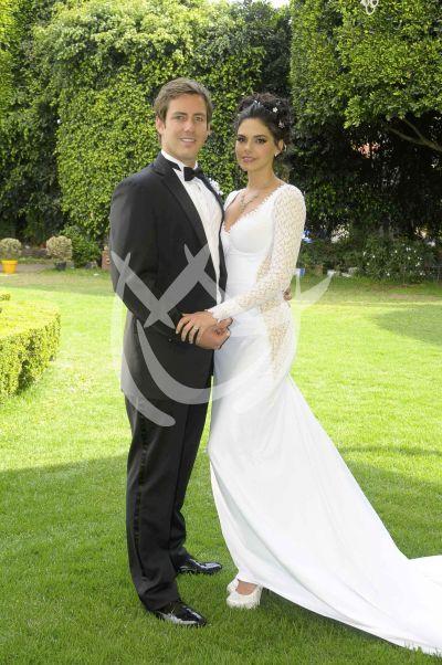 Juan Diego Covarubias y Livia Brito 2013
