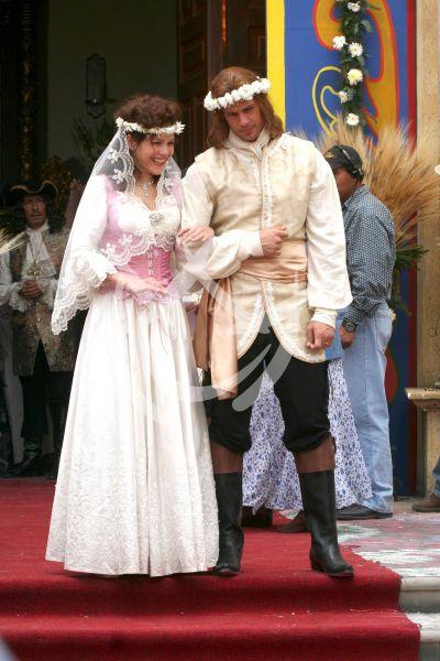 Kika Edgar y William Levy 2007