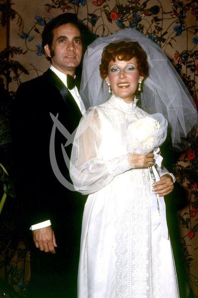 Ricardo Blume e Irma Lozano 1974