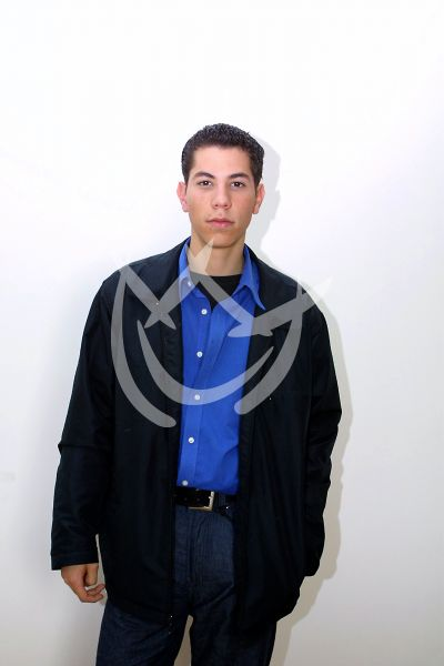 Christian Chávez 18 años