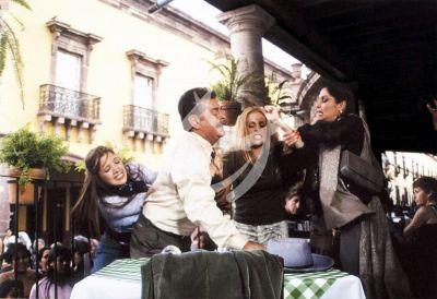 Raymudo Capetillo en El Manantial