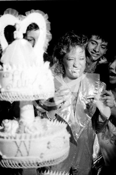 Ginny Hoffman cumple 15 con Chiquilladas