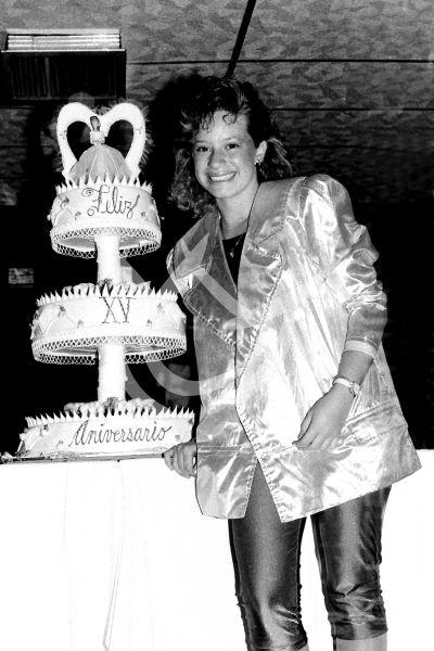 TBT Ginny Hoffman cumple 15 con Chiquilladas, ¿se acuerdan?