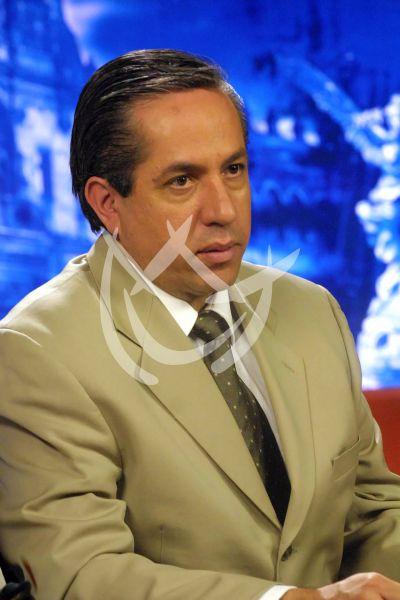 Ricardo Hill en La Parodia