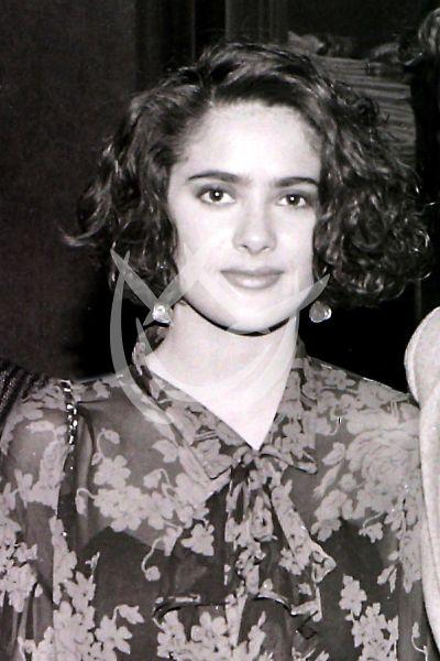 Salma Hayek, 1989