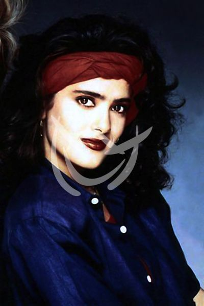 Salma Hayek, 1988