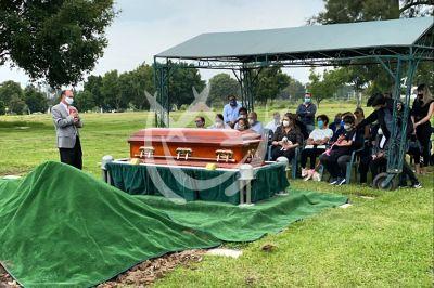 Dan el último adiós a Xavier Ortiz
