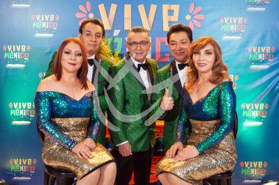 Los Ángeles Azules dicen ¡Vive México!